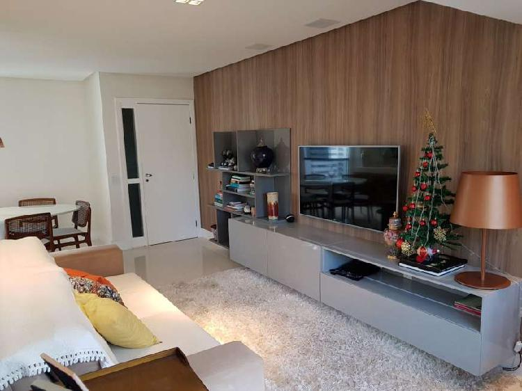 Natal e reveillon, apto mobiliado 3 quartos decorado,