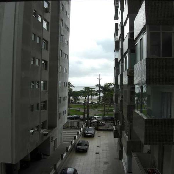 Sala living na ponta da praia - santos - sp
