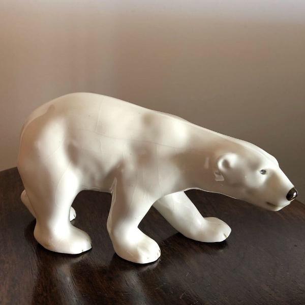 Antigo urso royal dux