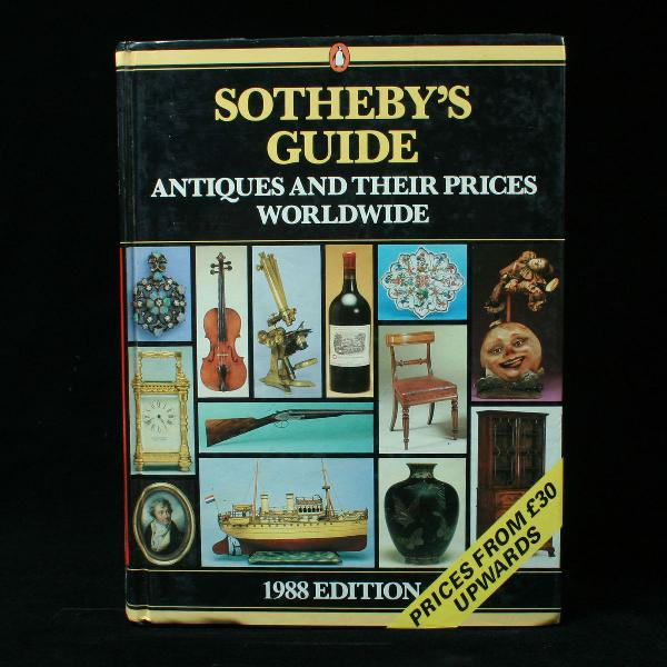 Catálogo de antiguidades da sotheby´s - 1988 - 736
