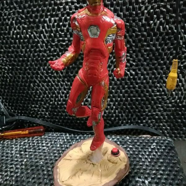 Iron man artesanal