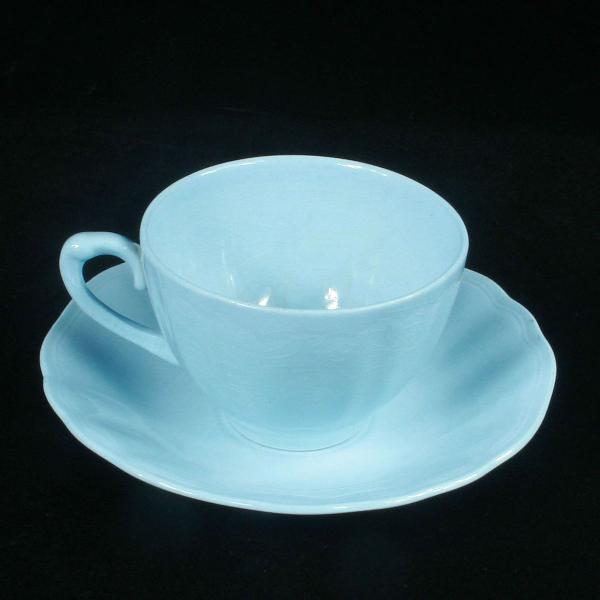 Xícara em porcelana inglesa para café da década de 1950