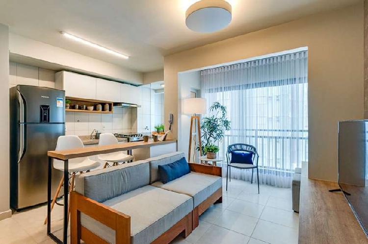 Apartamento de 2 quartos com suíte no setor vila rosa