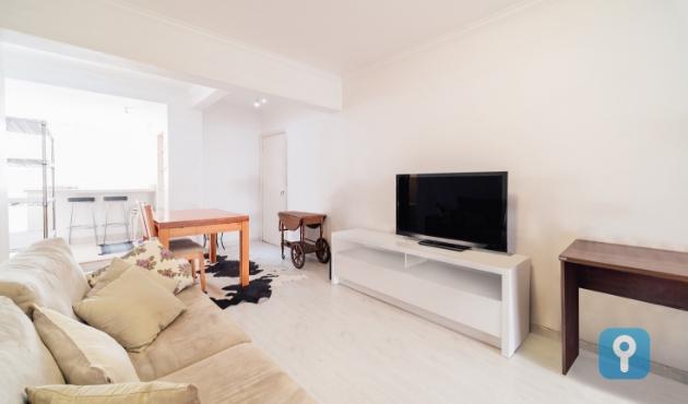 Apartamento de 52m² com 1 suite na vila nova conceição,
