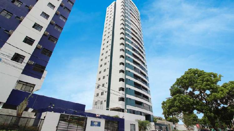 Apartamento para venda possui 105 metros quadrados com 3