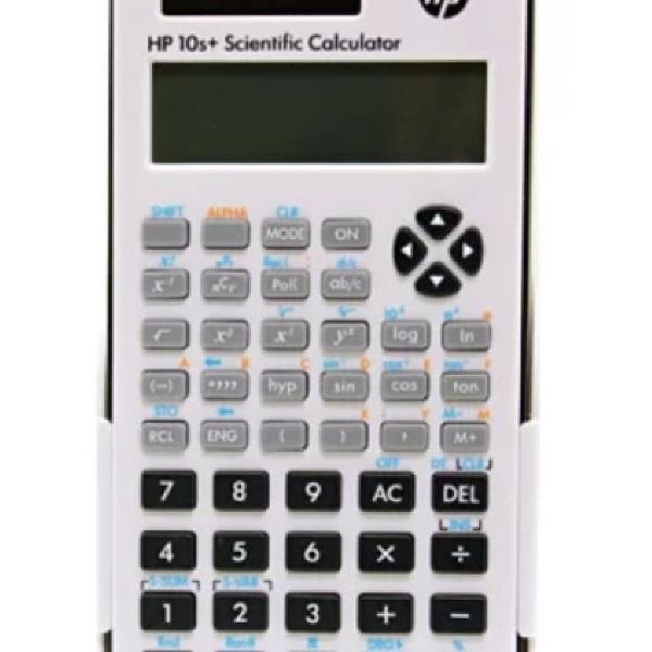 Calculadora científica hp s10+