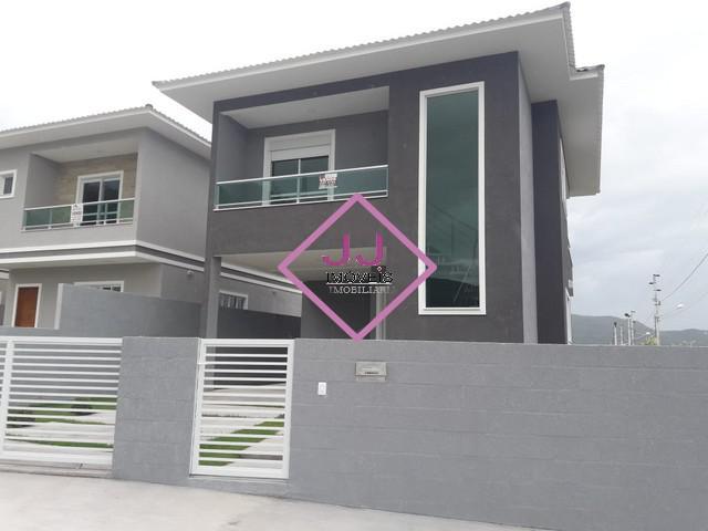 Casa nova com terreno individual - loteamento red park