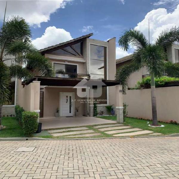 Casa de condomínio para venda com 200 metros quadrados com