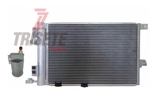 Condensador ar condicionado vectra, astra, zafira + filtro
