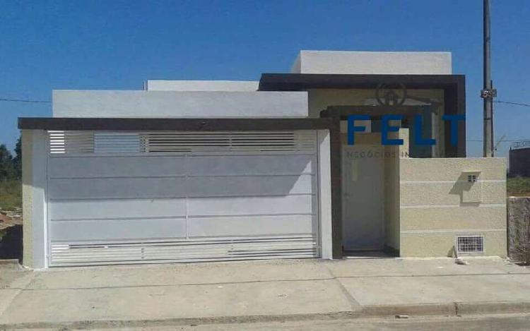 Linda casa térrea no portal dos ipês, cajamar/sp.
