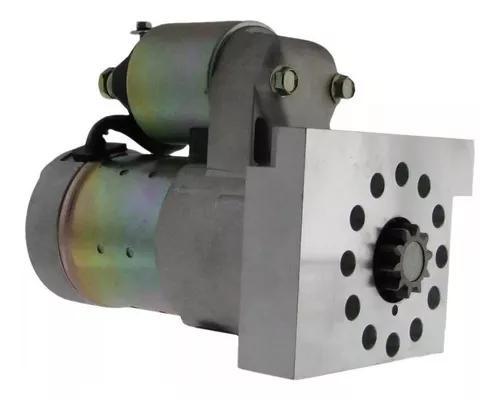 Motor de partida rápida opala 4cc e 6cc 12v 10d