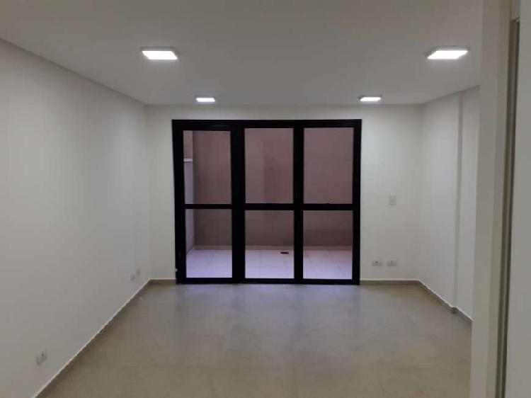 Sala comercial - green center 32m2 - sao francisco centro
