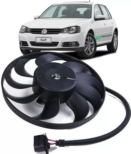 Ventoinha eletroventilador do ar condicionado golf 1999/2012
