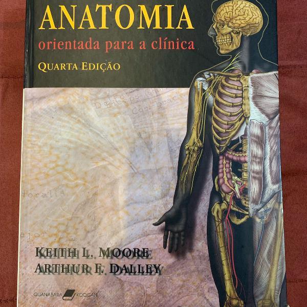 Anatomia orientada para clínica