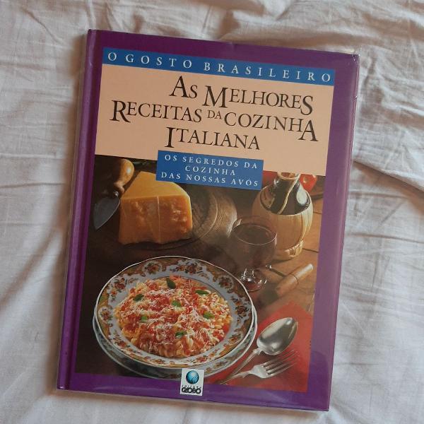 As melhores receitas da cozinha italiana