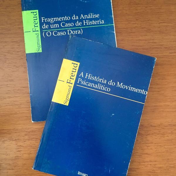 Livros clássicos freud