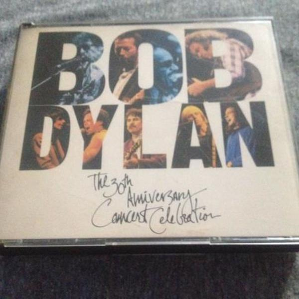 Bob dylan the 30th aniversary concert celebration cd duplo