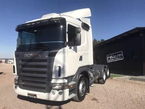 Caminhão scania g 420 6x2 trucado 2009