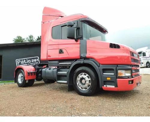 Caminhão scania t 124 360 bicudo - 2000 - 4x2 toco
