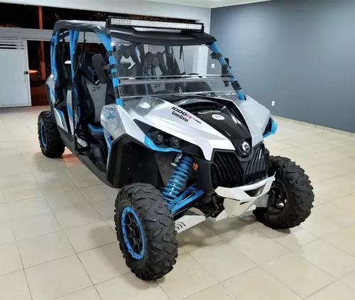 Can-am maverick brp 1000 xds turbo 2016 quadriciclo