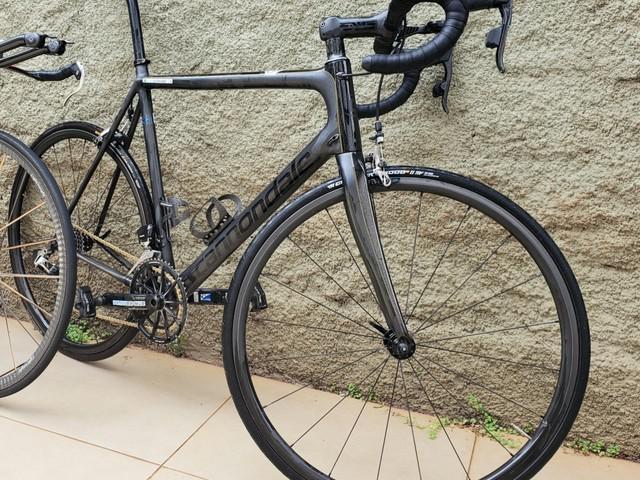 Cannondale black inc etap