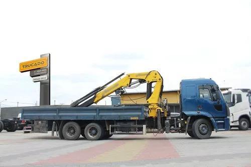 Cargo 2429 trucado munck 45 ano 2015 = 2729 2422 24250
