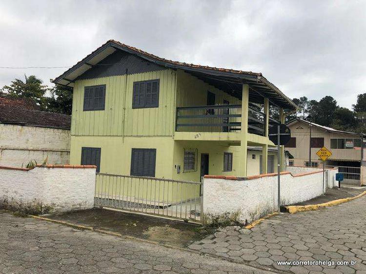 Casa para venda 5 quartos em vila nova - porto belo - sc