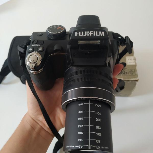 Câmera fujifilm s4500