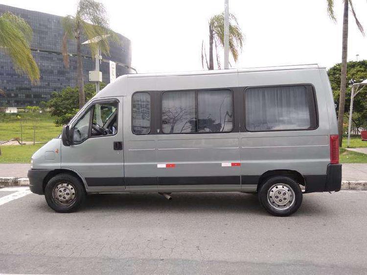 Fiat ducato multi long. 2.3 t.alto me diesel