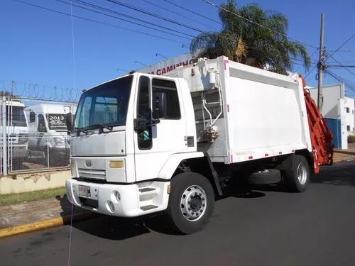 Ford cargo 1722 compactador de lixo 2009