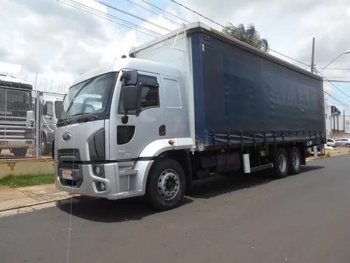 Ford cargo 2429 2013 cabinado leito itália caminhões