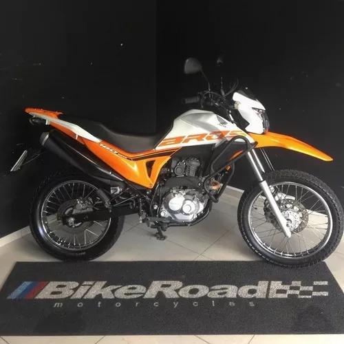 Honda bros 160 esdd 2018