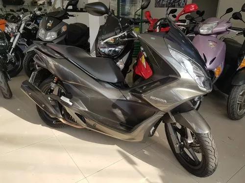 Honda pcx 150 2016 cinza 29000 km