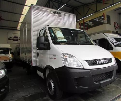 Iveco daily chassi bau 2019