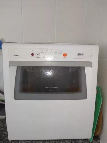 Maquina de lavar louça ative brast