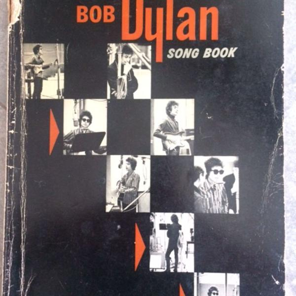 Relíquia - songbook bob dylan