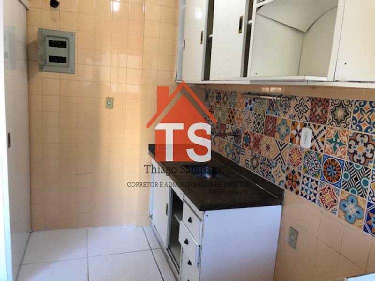 Rio de janeiro - apartamento padrão - engenho novo