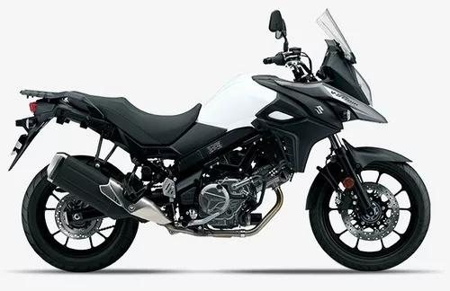 Suzuki v-strom 650 abs 0km 2020 - moto & cia