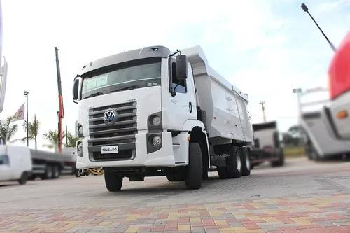 Truck volks 31280 19/20 traçado caçamba minério 16m 0km