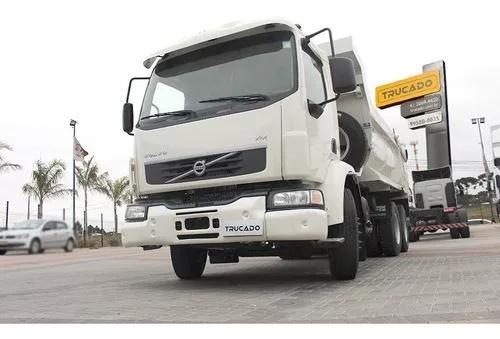 Volvo vm 260 6x4 2009 caçamba 12m³ = vw mb iveco scania