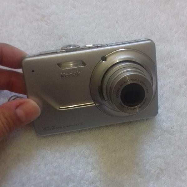 Câmera digital kodak 10.2 mp