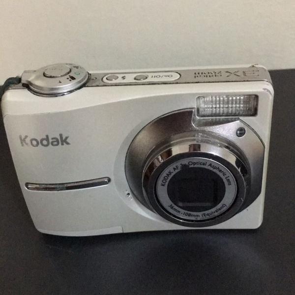 Câmera kodak easyshare
