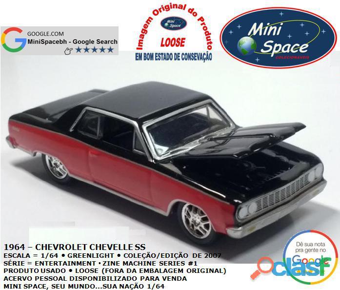 Greenlight 1964 Chevrolet Chevelle SS 1/64 2