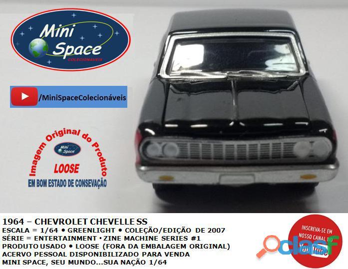 Greenlight 1964 Chevrolet Chevelle SS 1/64 6