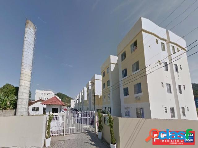 Apartamento 02 dormitórios, residencial villagio bella vista, venda direta caixa, bairro sertão do maruim, são josé, sc