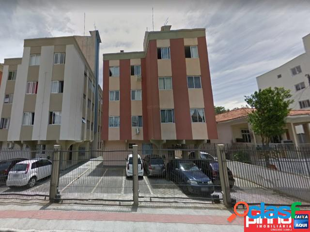Apartamento 02 dormitórios, venda direta caixa, bairro serraria, são josé, sc, assessoria gratuita na pinho