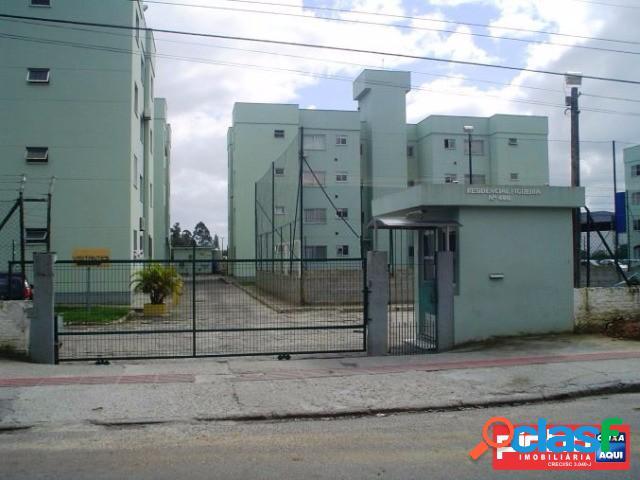 Apartamento 02 dormitórios, venda direta caixa, bairro sertão do maruim, são josé, sc