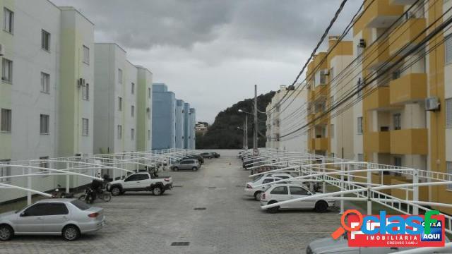 Apartamento 02 dormitórios, residencial bem-te-vi, venda direta caixa, sertão do maruim, são josé, sc