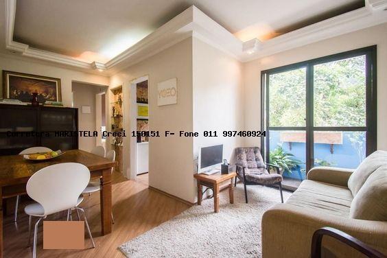 Apartamento 3 dormitórios para venda em são bernardo do