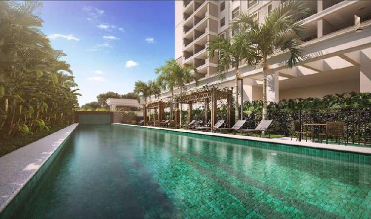 Apartamentos de 67m² - 2 dormitórios com suite e 1 vaga de